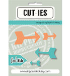 KippersHobby Cut-ies: Cool Kids Arrow