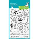 Lawn Fawn - Clear Stamps: Mermaid for You