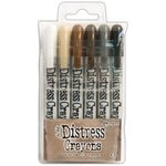 Tim Holtz - Distress Crayons: Set #3
