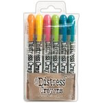 Tim Holtz - Distress Crayons: Set #1