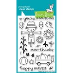 Lawn Fawn - Clear Stamps: Happy Harvest
