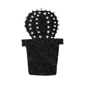 cats on appletrees holzstempel kaktus rund scrapabilly. Black Bedroom Furniture Sets. Home Design Ideas