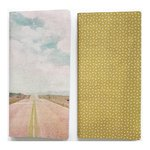 Fancy Pants - Dream Big: Traveler's Notebook Set (2 St.)