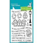 Lawn Fawn - Clear Stamps: Here We Go A-Waddling