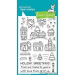 Lawn Fawn - Clear Stamps: Winter Village
