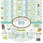 Echo Park - Sweet Baby Boy: Collection Kit 12x12""