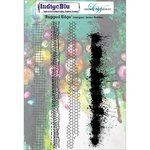 Indigo Blu: Rugged Edge Cling Stamps