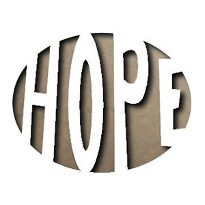Tim Holtz Alterations Movers & Shapers: Hope