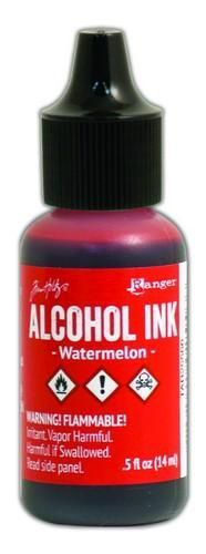 Ranger - Alcohol Ink: Watermelon