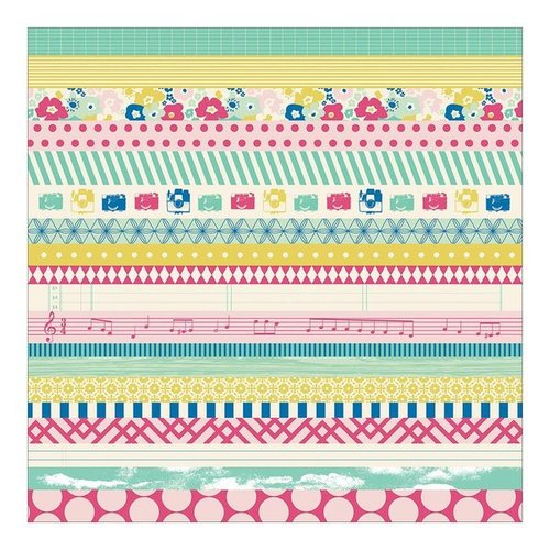 "Crate Paper & Maggie Holmes - Signature: Washi Paper 12""x12"""