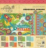 "Graphic 45 - Bohemian Bazaar: Collection Pack 12""x12"""
