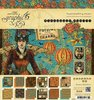 "Graphic 45 - Steampunk Spells: Paper Pad 8""x8"""