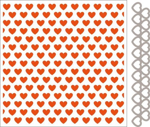 Marianne Design - Design Folders Extra: Hearts