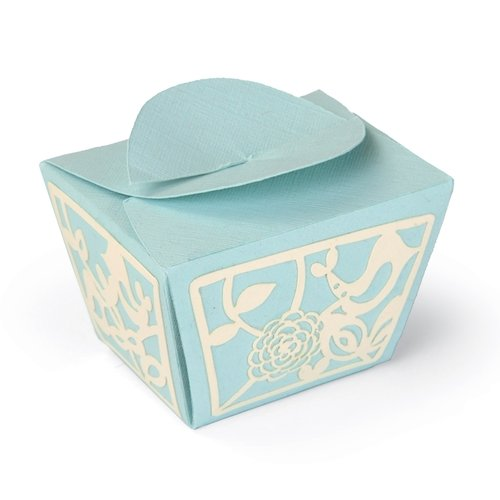 Sizzix Thinlits Plus: Love Birds Gift Box (3 Dies)