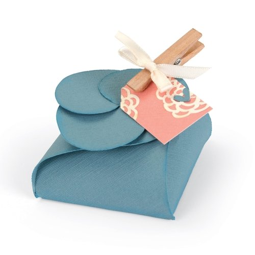 Sizzix Thinlits Plus: Timeless Love Gift Box (6 Dies)