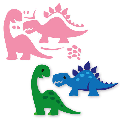 Marianne Design - Collectables: Dinos