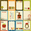 Simple Stories - Elementary: Flash Cards Paper 12x12""