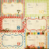 "Simple Stories - Elementary: 4x6"" School Year Journaling Card Elements #2"