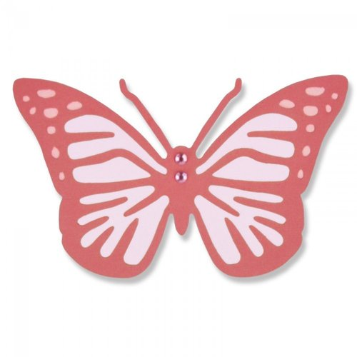 Sizzix - Thinlits: Intricate Vintage Butterfly (1 Die)