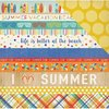 Carta Bella - Beach Day: Border Strips Paper 12x12""