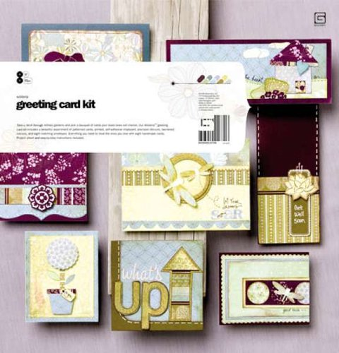 Basic Grey - Wisteria: Greeting Card Kit