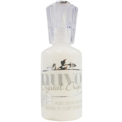 Nuvo - Crystal Drops: Gloss White