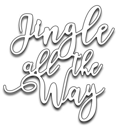 Penny Black - Creative Dies: Jingle all the Way