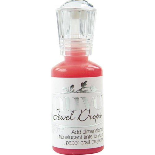 Nuvo - Jewel Drops: Strawberry Coulis