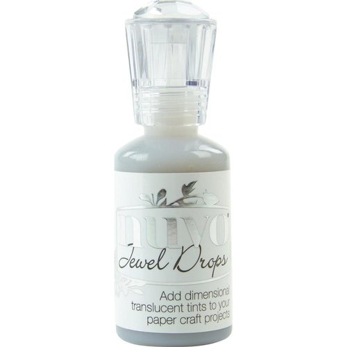 Nuvo - Jewel Drops: Grey Mist