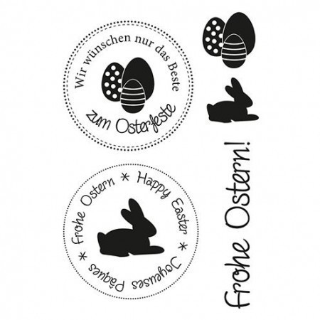 Efco - Clear Stamps: Ostern 1