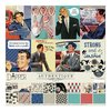 Authentique - Dapper: Collection Pack 12x12""