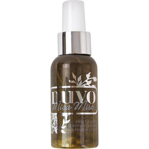 Nuvo - Mica Mist: Antique Gold (80ml)