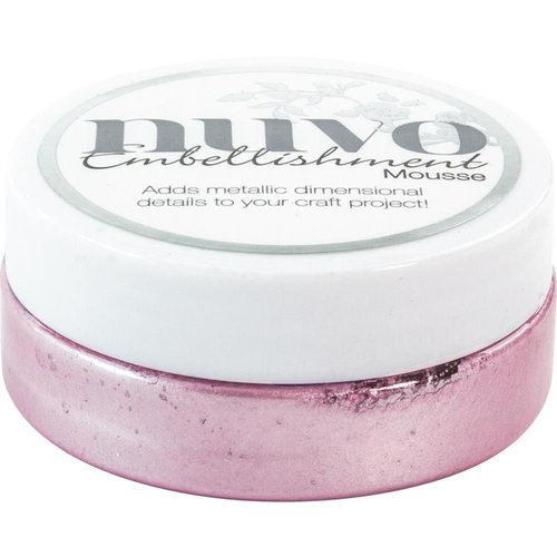 Nuvo - Embellishment Mousse: Lilac Lavender