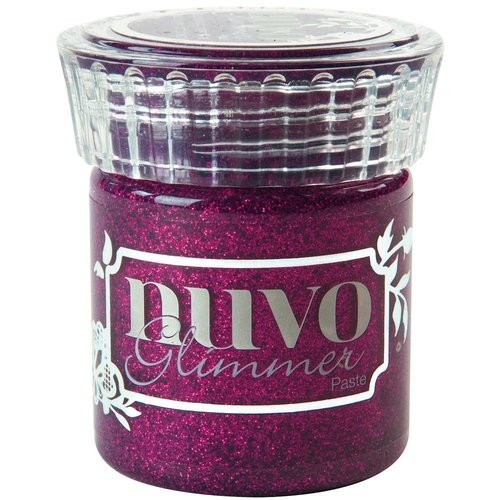 Nuvo - Glimmer Paste: Plum Spinel