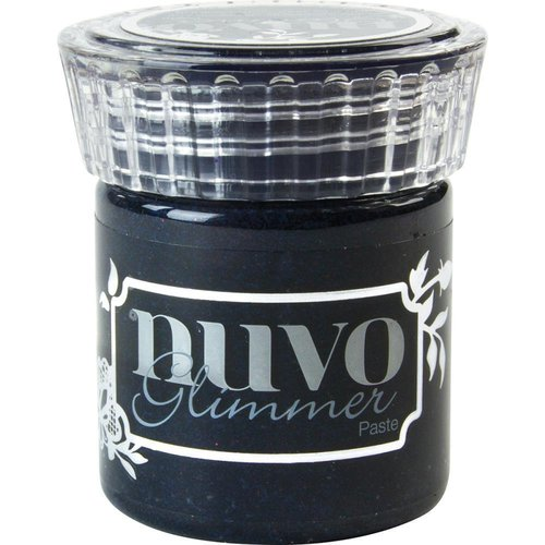 Nuvo - Glimmer Paste: Black Diamond