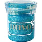 Nuvo - Glimmer Paste: Blue Topaz