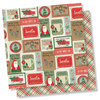 "Simple Stories - Merry & Bright: Celebrate The Season Paper 12""x12"""