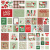 Simple Stories - Merry & Bright: Sn@p! Card Pack (48 St.)