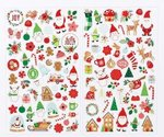 Pebbles - Cozy & Bright: Clear Stickers (114 St.)
