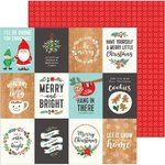 "Pebbles - Cozy & Bright: Merry Little Christmas Paper 12""x12"""