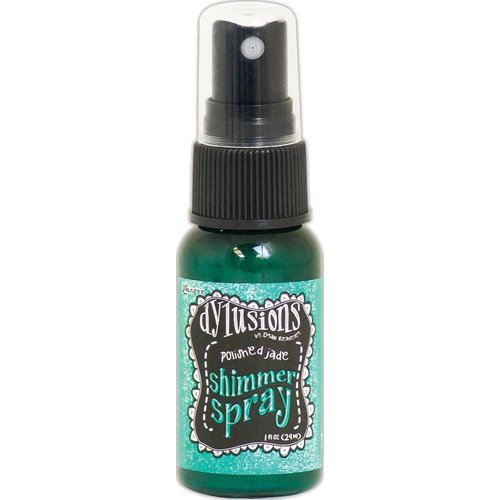 Ranger - Dylusions: Shimmer Spray - Polished Jade