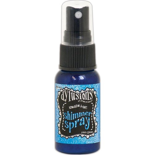 Ranger - Dylusions: Shimmer Spray - London Blue