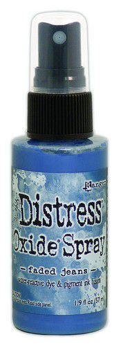 Ranger - Distress Oxide Spray: Faded Jeans (57ml)