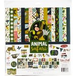 Echo Park - Animal Safari: Collection Kit 12x12""