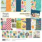 Simple Stories - Going Places: Collection Kit 12x12""