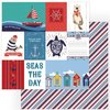 "Photo Play - Monterey Bay: Seas The Day Paper 12""x12"""