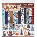 Photo Play - Camp Happy Bear: Collection Kit 12x12""