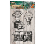 Studio Light - Clear Stamps: Industrial 3.0 A6 No.316 Photography