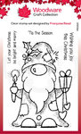 Woodware - Clear Stamp: Seasonal Gnome