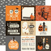"Simple Stories - Boo Crew: 4x4"" Elements Paper 12""x12"""